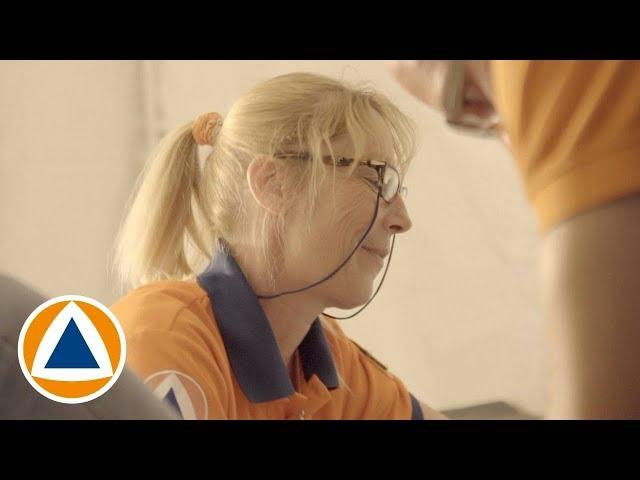 [Portrait] Nathalie, bénévole engagée à la Protection Civile des Yvelines
