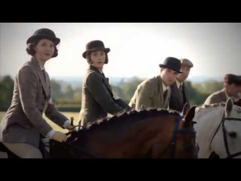 Аббатство Даунтон / Downton Abbey (5 сезон) - Трейлер [HD]