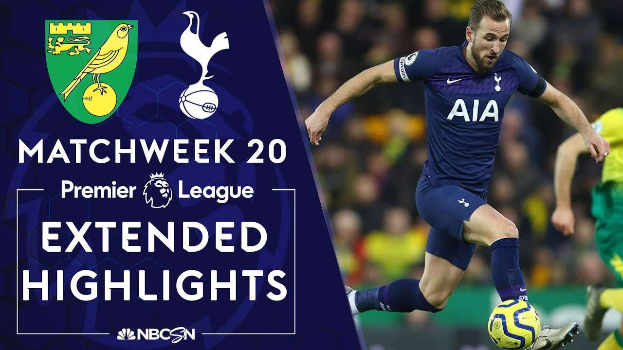 Tottenham-Norwich live stream: Watch EPL game online on NBC ...