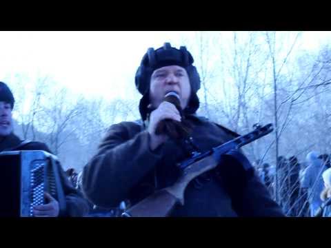 Военные частушки на Освобождении Воронежа