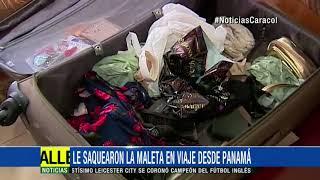 Pasajera de Avianca denuncia que saquearon su maleta en vuelo de Panamá a Cali