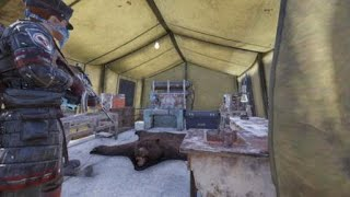 Fallout 76 fuck a base i got a tent