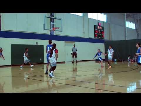 Kennis J. #15 c/o 2022 ~ Highlights vs XBA (Xcel Basketball Academy)