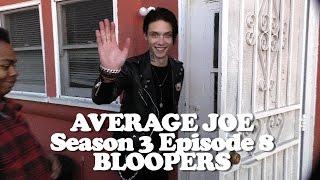 AVJ S3 E8 BLOOPERS ft Andy Biersack & Dang Matt Smith