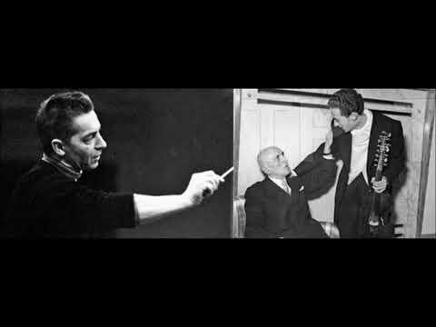 "Ghedini ""Musica da Concerto per Viola"" Bruno Giuranna/Herbert von Karajan"
