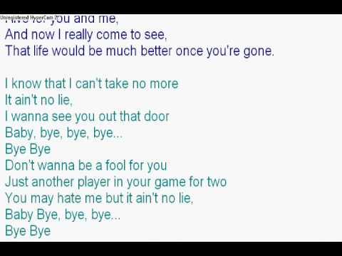 Listen Free to *NSYNC - Bye Bye Bye Radio | iHeartRadio