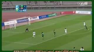 هدف العراق الثاني على السعودية ربع النهائي دورة الالعاب الأسيوية كرة قدم