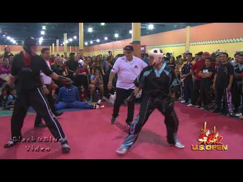 2017 U S Open World Martial Arts Championships Fighting Eliminations Part 3