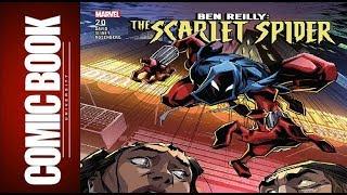 Ben Reilly Scarlet Spider #20 | COMIC BOOK UNIVERSITY