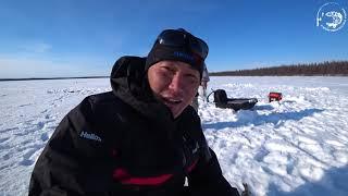 Отличное ЗАКРЫТИЕ подледного сезона в Якутии Yakutia