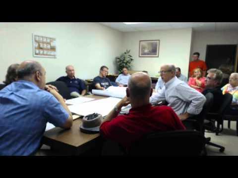 Heath, Ohio Zoning appeals. 8-19-14