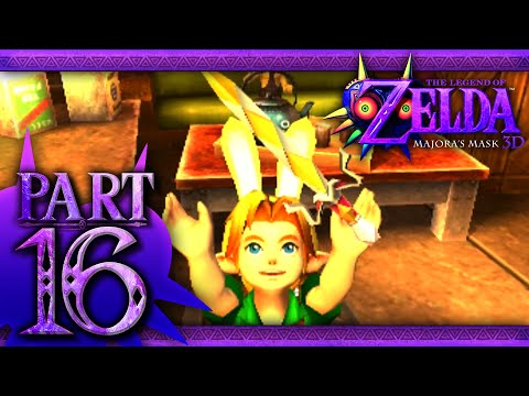 The Legend of Zelda: Majora's Mask 3D - Part 16 - Gilded Sword
