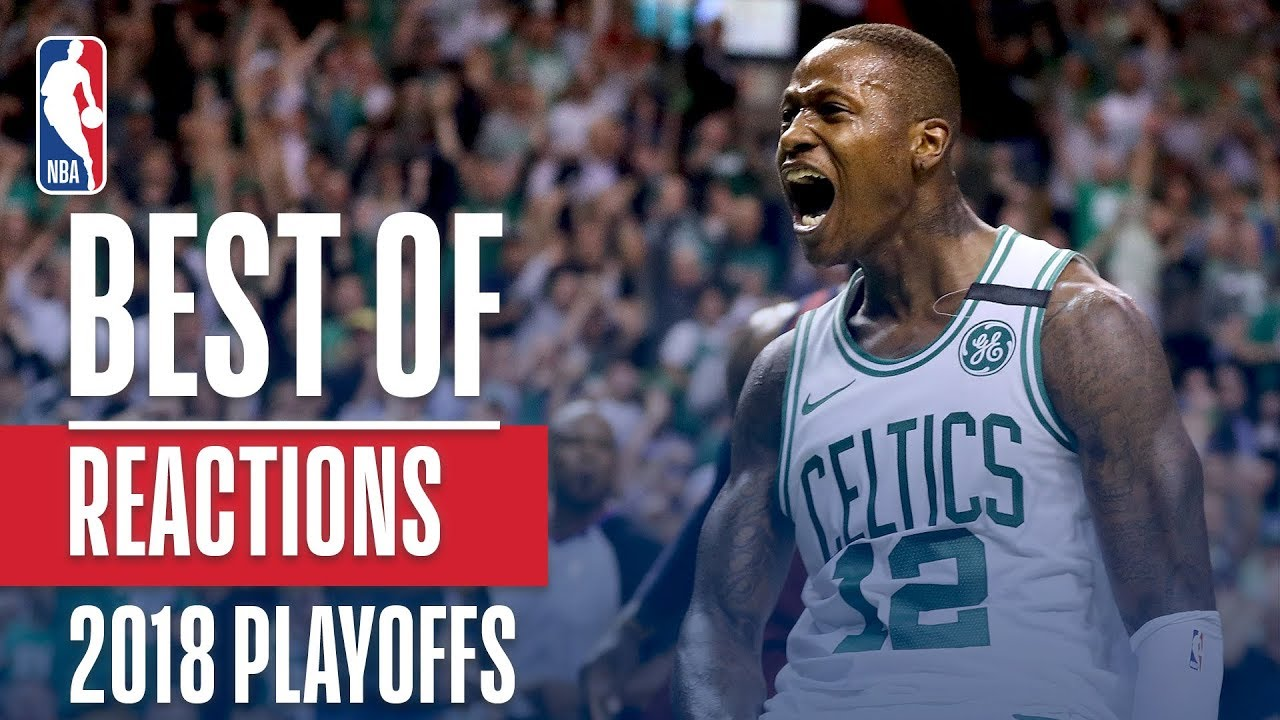 Best Reactions Of The 2018 Nba Playoffs Youtube
