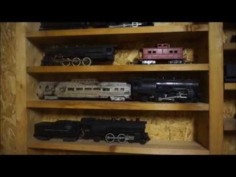 Toy Train Collection