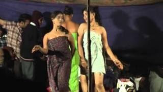 Village street dance