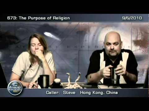 Taoism vs. Atheism - The Atheist Experience #673