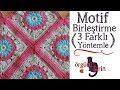 Motif Birleştirme (3 Farklı Yöntemle) / Motif Birleştirme Teknikleri
