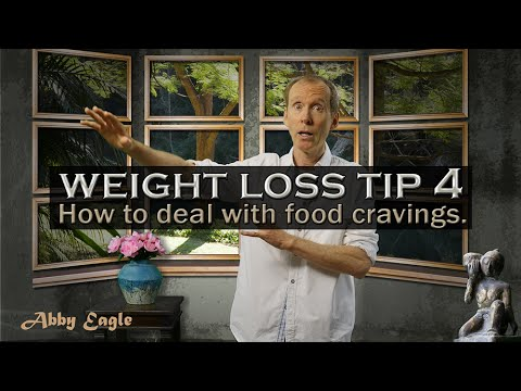 NLP: Weight Loss Tip 4. What are food cravings and what you can do to stop them.