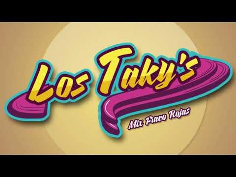 102Los Takys Mix Franco rojas Ft Jhonaz