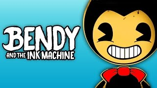 CHAPTER 2! | Bendy And The Ink Machine #2 | The Old Song