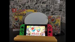 Taiko No Tatsujin Nintendo Switch UNBOXING/REVIEW!