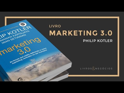 Livro | Marketing 3.0 - Philip Kotler #38