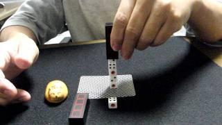 テンヨーの2012年新作マジック ダイスがどんどん増えるタワーオブダイス...