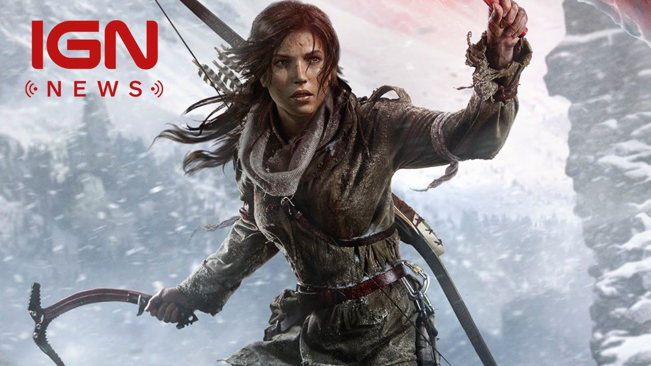 Rise of the Tomb Raider Hitting PS4, PC in 2016 - IGN News ...