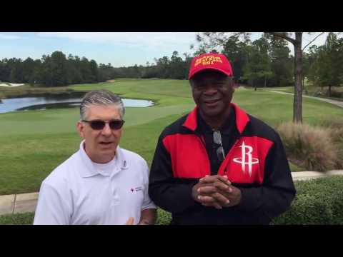 2nd Annual Red Jacket Golf Classic - Calvin Murphy