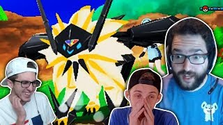 DUSK MANE NECROZMA!? WOW... | Pokémon Ultra Sun and Moon Randomizer Nuzlocke TRIPLE THREAT #6