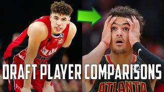 The Most REALISTIC Player Comparisons For All Of The Biggest Prospects In The 2020 NBA Draft