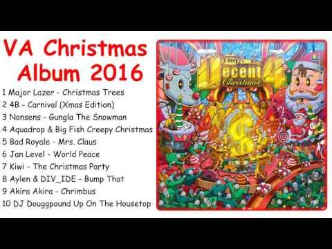 Various Artists - A Very Decent Christmas Album 2016 (Vol 4)