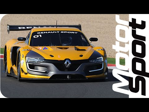 Renault Sport R.S. 01 first outing | Doovi