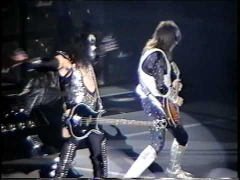 KISS - Cold Gin - Chicago 1996 - Reunion Tour