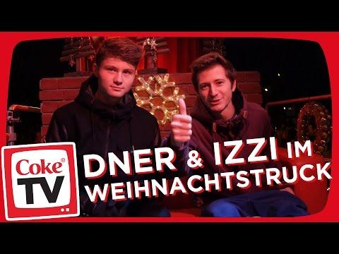 Die Coca-Cola Weihnachtsparade mit Dner und izzi | #CokeTVMoment