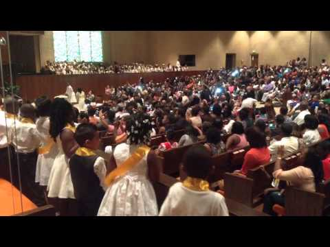 Glen Iris Elementary School Promotion 2014