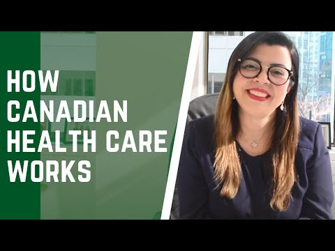 HOW CANADIAN HEALTH CARE WORKS