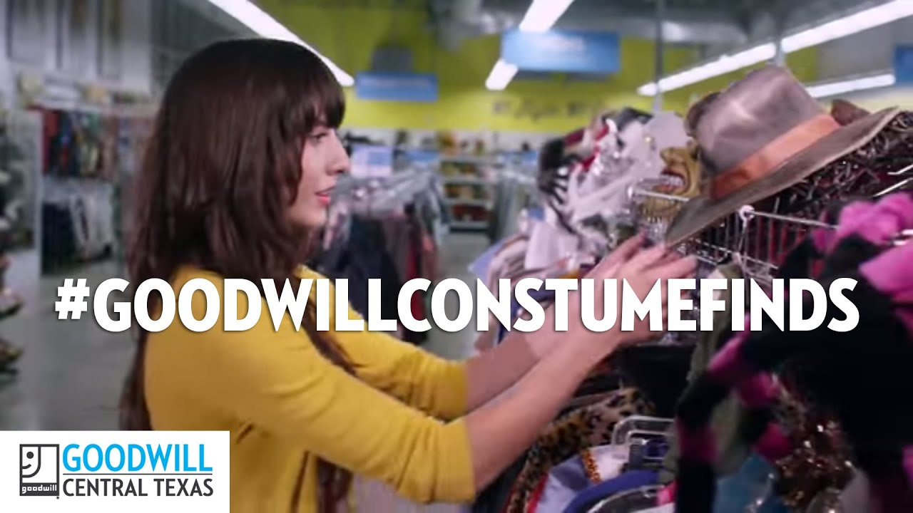 goodwill central texas halloween 2014 commercial - youtube