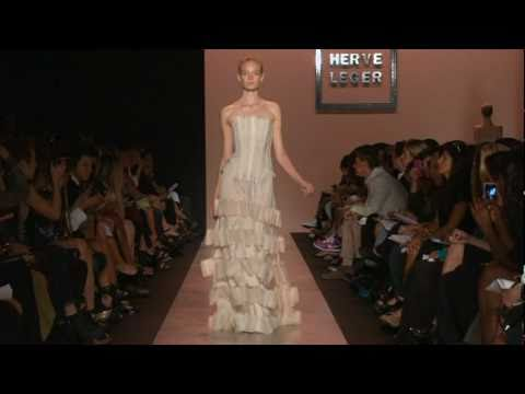 Herve Leger Fashionshow, 2011 (Official Video)