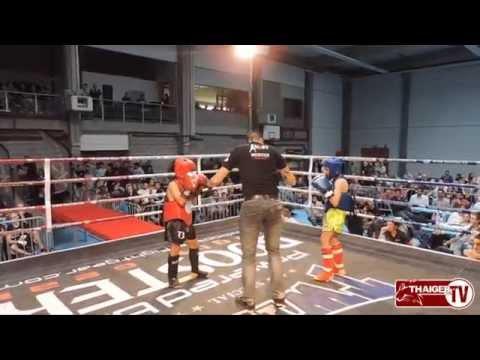 Serbest Kaan Valon Team Vs Gobelet Thomas Colazzo Boxing