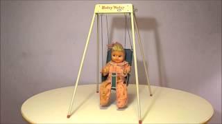 Betsy Wetsy Doll 1961 Swing Swyng-o-matic