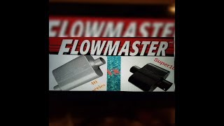 Flowmaster 40 series VS Flowmaster super 10