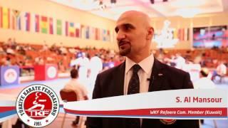 Türkiye Karate Federasyonu - İstanbul Open & Karate1 2016 Tanıtım Filmi