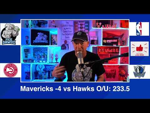 Dallas Mavericks vs Atlanta Hawks 2/10/21 Free NBA Pick and Prediction NBA Betting Tips
