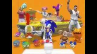 Sega Superstars Game Intro ( 1994)
