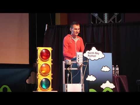 """""""What Is A PLC And How Do I Talk Python To It?"""" - Jonas Neubert (North Bay Python 2019)"""