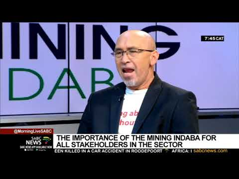 The Importance Of The Mining Indaba For All Stakeholders In The Sector