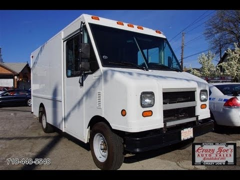 Bread Truck For Sale Craigslist >> 2003 Ford Step Van Fed Ex Trucks For Sale Youtube