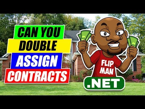 Assign a contract