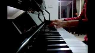 【Ali 알리 - Carry On 】Faith (신의 ) OST  piano cover by nicepeewee